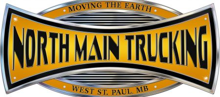 North Main Trucking Logo